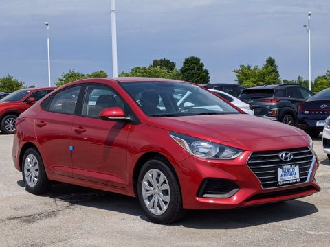 New 2020 Hyundai Accent SE FWD Sedan