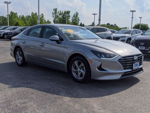 New 2020 Hyundai Sonata SE FWD Sedan