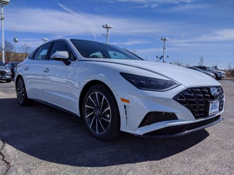 New 2020 Hyundai Sonata Limited FWD Sedan